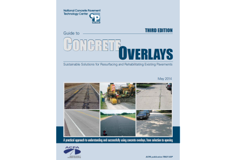 Guide to Concrete Overlays (ACPA TB021.03P)