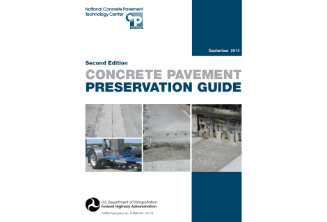 Concrete Pavement Preservation Guide (FHWA-HIF-14-014)